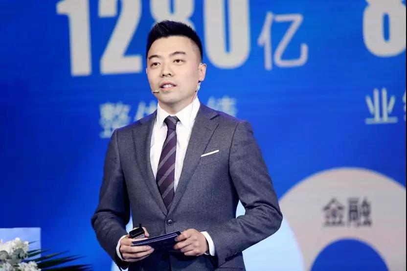 金茂资本副总经理王斌先生
