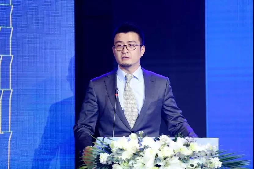 中国金茂产城发展部总经理梁笑辰先生