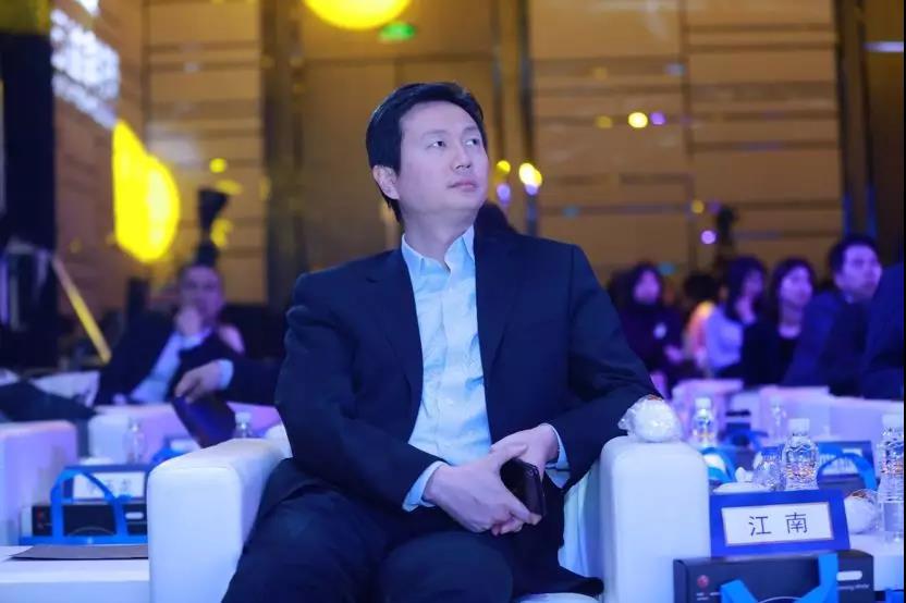 中国金茂财务总监江南先生